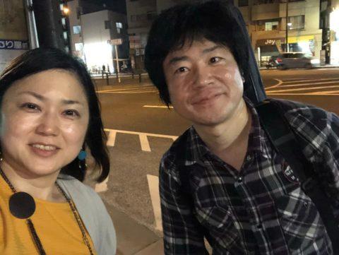 2019年5月30日Noriko&Akira